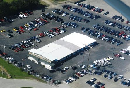 Fox Valley Auto Auction Lot
