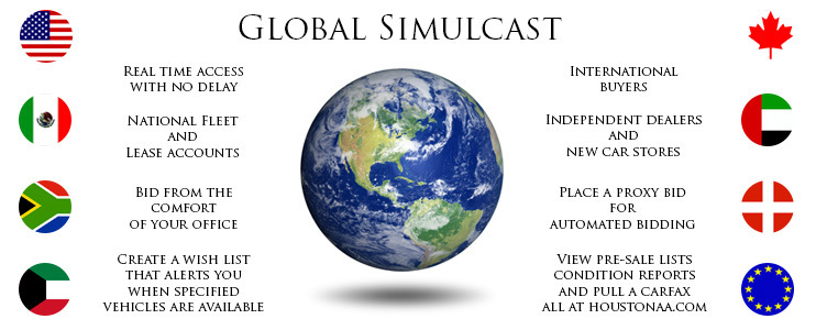 Global Simulcast