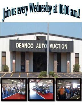 Deanco Auto Auction